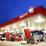 Caltex profits down in March quarter