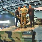 SA makes pitch for armoured vehicles work