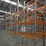 Two high bay cold storage warehouses to be built