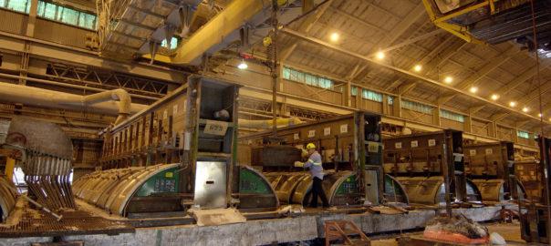 Alcoa Portland smelter