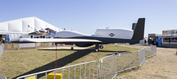 full_scale_mock-up_of_the_northrop_grumman_mq-4c_triton_on_display_at_the_2013_australian_international_airshow_2