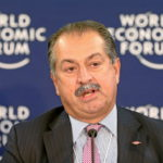 Trump advisor on manufacturing, Andrew Liveris