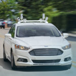 Concept art of Ford's self-driving car (Fast Company)