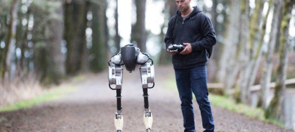 Agility Robots' Cassie robot (Digital Trends)