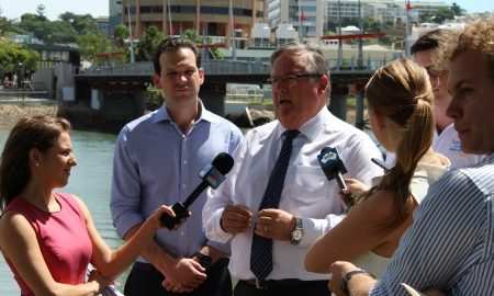 Northern Australia Minister Matthew Canavan discusses the launch of the new Northern Australia CRC (Farm Weekly)