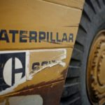 A Caterpillar truck (ABC)