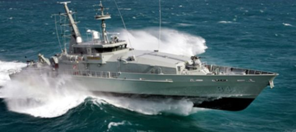 Australian Navy Armidale class patrol boat (ABC)