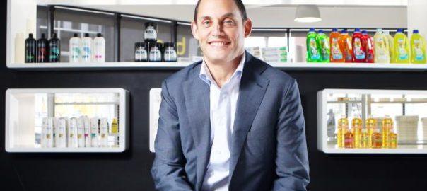 Pact Group CEO Raphael Geminder.