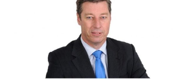Thales Australia's CEO Chris Jenkins
