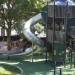 Sydney mayor faces backlash over imported playground equipment