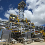 Esso completes new gas conditioning plant