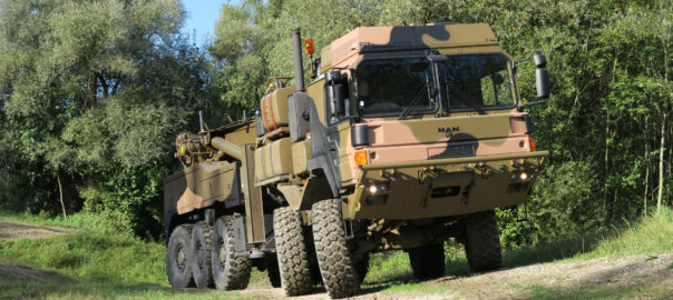 Rheinmetall MAN Military Vehicles (Image: Wikipedia)