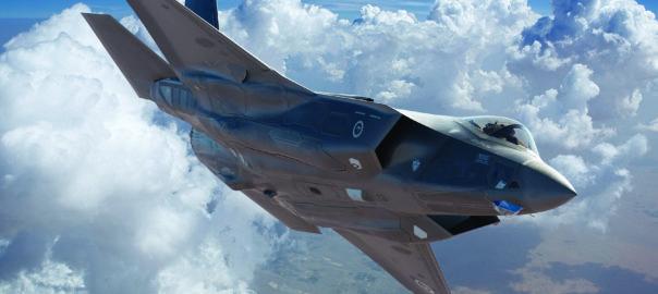 F-35 Joint Strike Fighter (Image: Lockheed Martin)