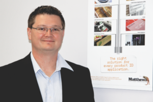 Mark Dingley, CEO of Matthews Australasia