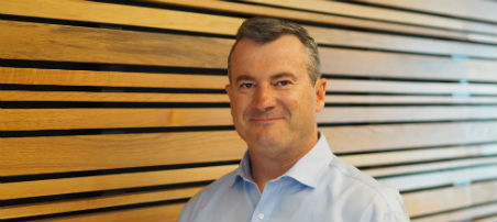 Matthew Kelly, head of manufacturing and wholesale for St.George's NSW division