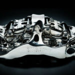Bugatti builds world's largest 3D-printed titanium brake