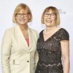 Swinburne Vice Chancellor Linda Kristjanson with co-developer Adjunct Professor Elaine Saunders
