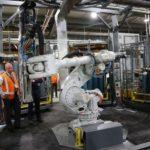 World-first robotics for Australian gas exporter