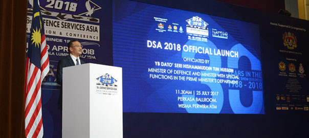 DSA 2018 official launch Source: DSA exhibition