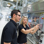 Industry 4.0 at Bosch – connected manufacturing.