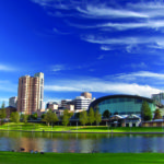 City of Adelaide - River Torrens