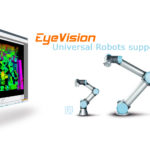 EyeVision Software with direct Universal Robots support