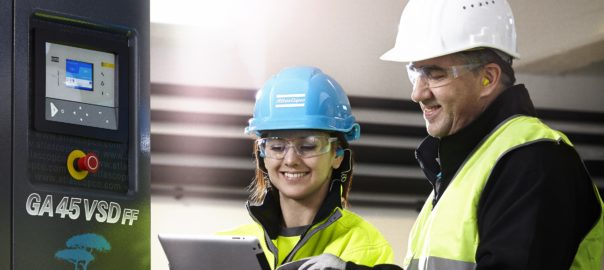 Atlas Copco believes in appointing the best person for any role regardless of diversity.