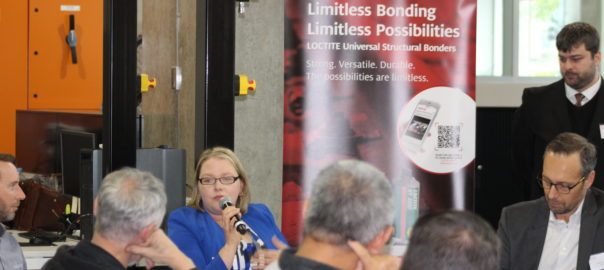 Henkel recently hosted an exclusive breakfast roundtable – titled 'Limitless Bonding'.