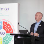 David Chuter, managing director and CEO of IMCRC at the futuremap workshop.