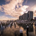 Dockland in Melbourne