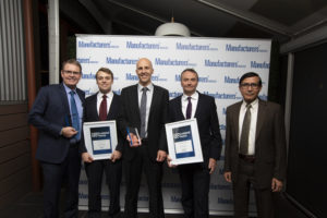 BOC wins Manufacturer of the Year Award