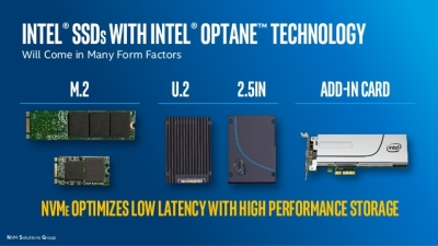 Intel to shake up high-end SSD market with 3D XPoint technology ...