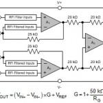 Zero-drift instrumentation amplifier for precise DC measurement applications