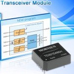 No fuss with integrated isolation transceiver module