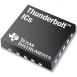First IC optimised for Thunderbolt