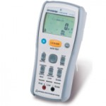 Handheld inductance, capacitance and resistance meters