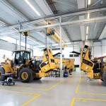 CAT machinery sales in 39 month slump