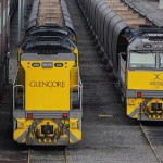 Bids begin for Glencore coal rail assets