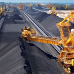 Newcastle coal exports down