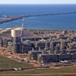 Third train starts at Gorgon LNG