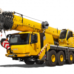 Manitowoc launches Grove GMK4100L-1 taxi crane