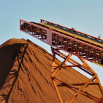 Iron ore sees small rally