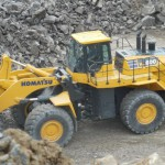 Komatsu launches new wheel loader