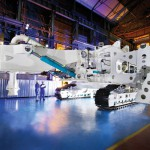 New undersea miner completes dry testing