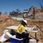 Improving market for geoscientists suffers setback