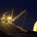 Mining investment to implode