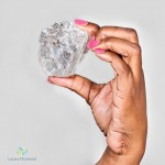 Second largest ever diamond recovered