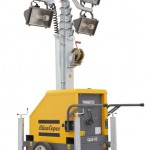 Atlas Copco launches new light tower