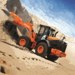 Hitachi release new wheel loaders