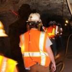 Students head to mining camp